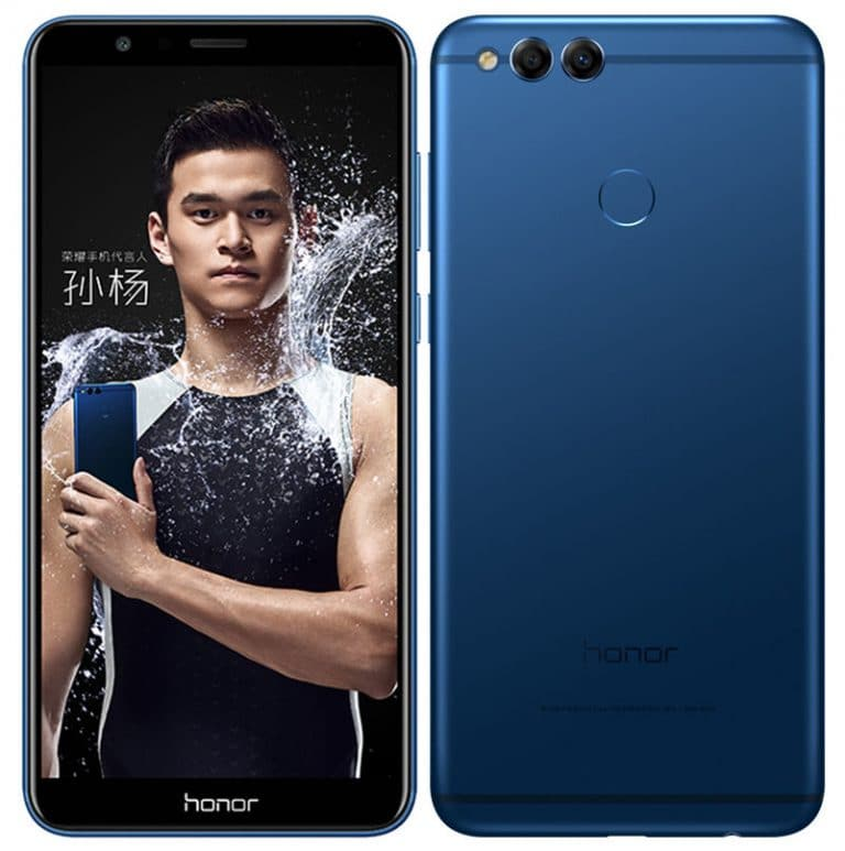 honor 7x officiel chine
