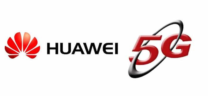 huawei 5g 20 gbps