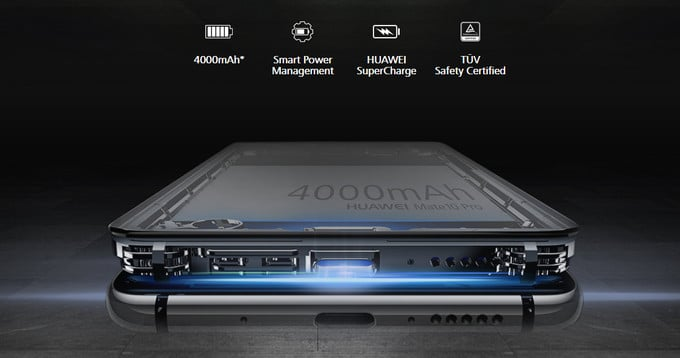 huawei mate 10 pro batterie bug