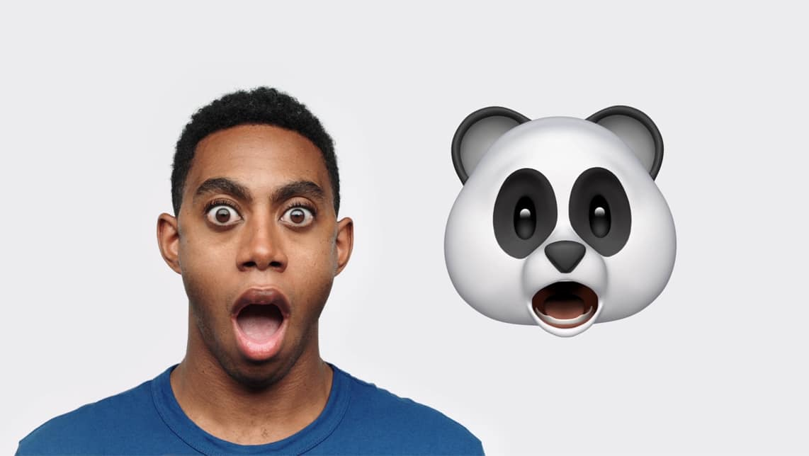 iphone x animoji vol