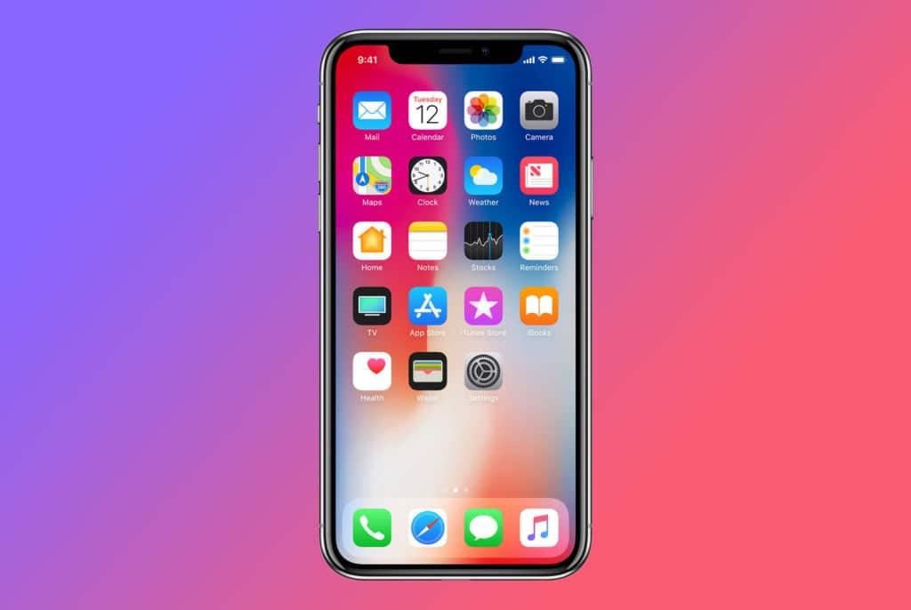 iphone x échec commercial