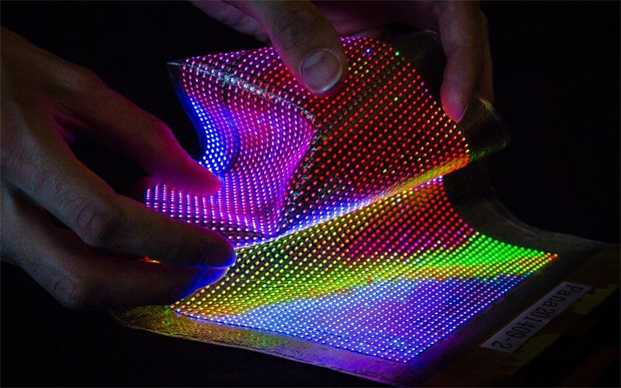 micro-led technologie écran révolutionnaire oled