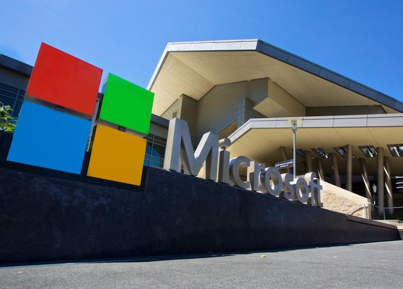 Accusé de corruption, Microsoft va verser 25,3 millions de dollars