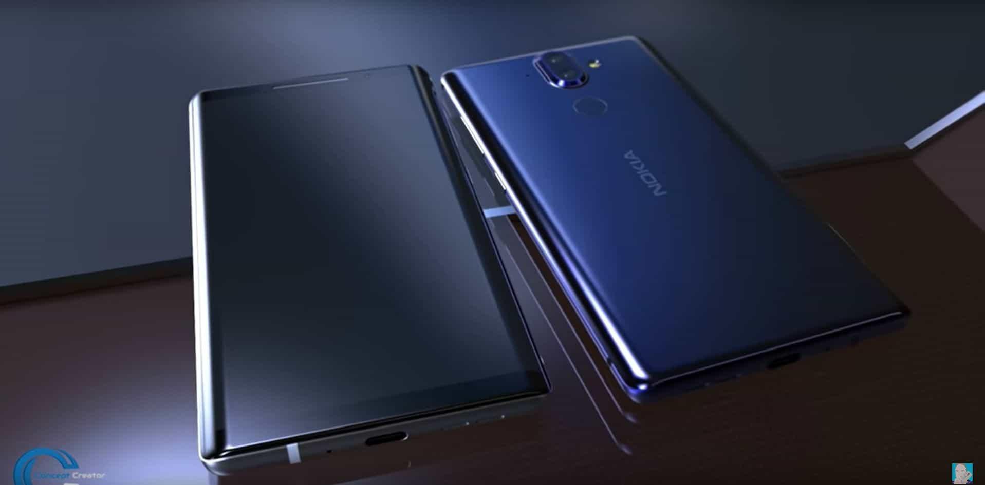 Nokia 9 Une Premi 232 Re Vid 233 O Permet D Admirer Le