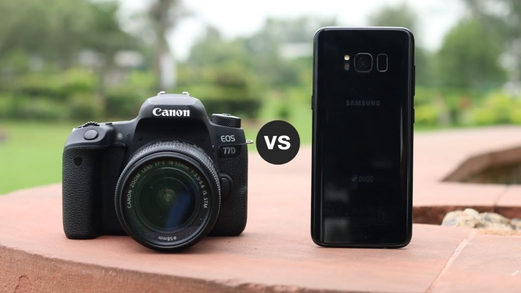 photographie smartphone vs appareil photo