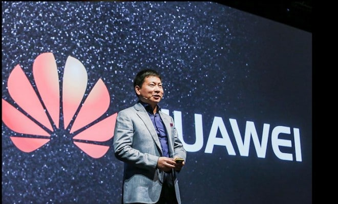 richard yu huawei samsung apple destinée