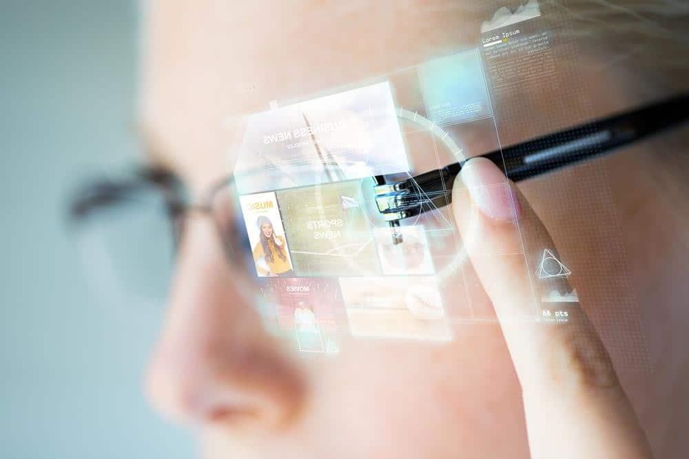 smartphones obsolètes 2027 lunettes réalité mixte