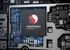 snapdragon 845 presentation decembre 2017