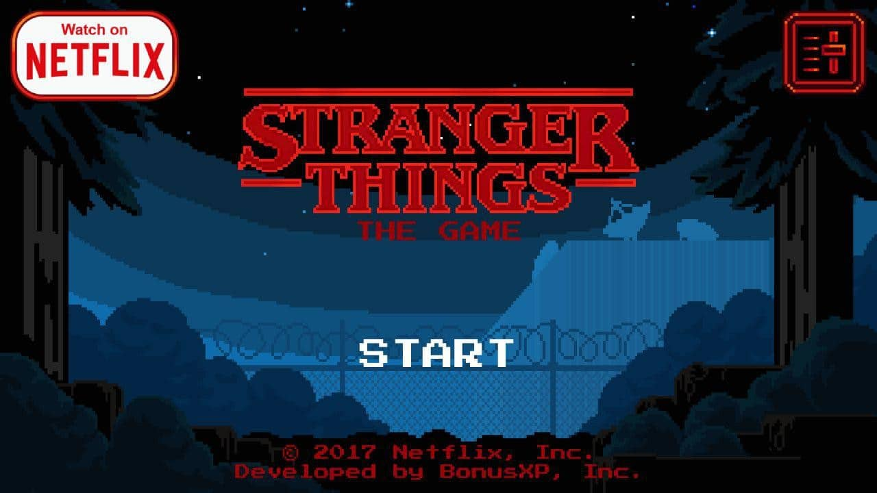 stranger things the game netflix android