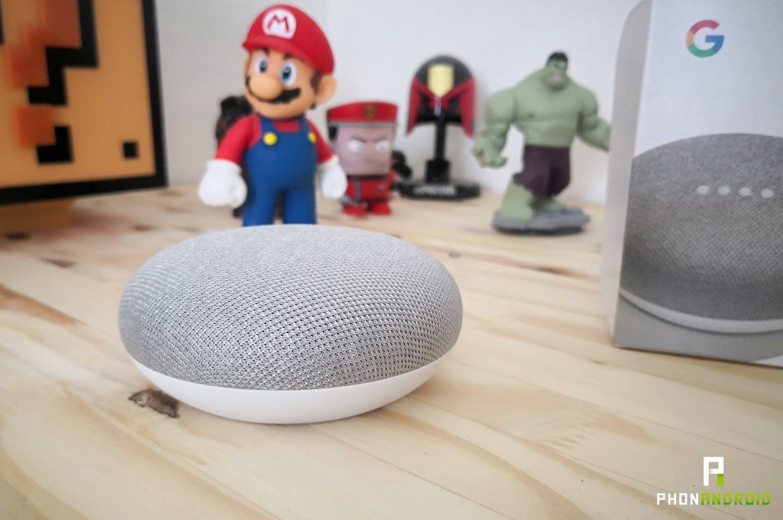 test google home mini review
