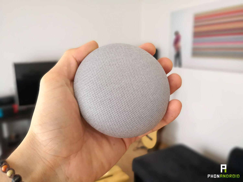 test google home mini