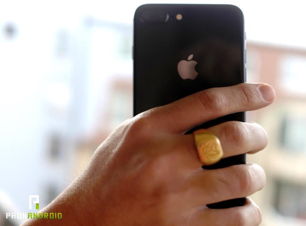 test iphone 8 plus photo