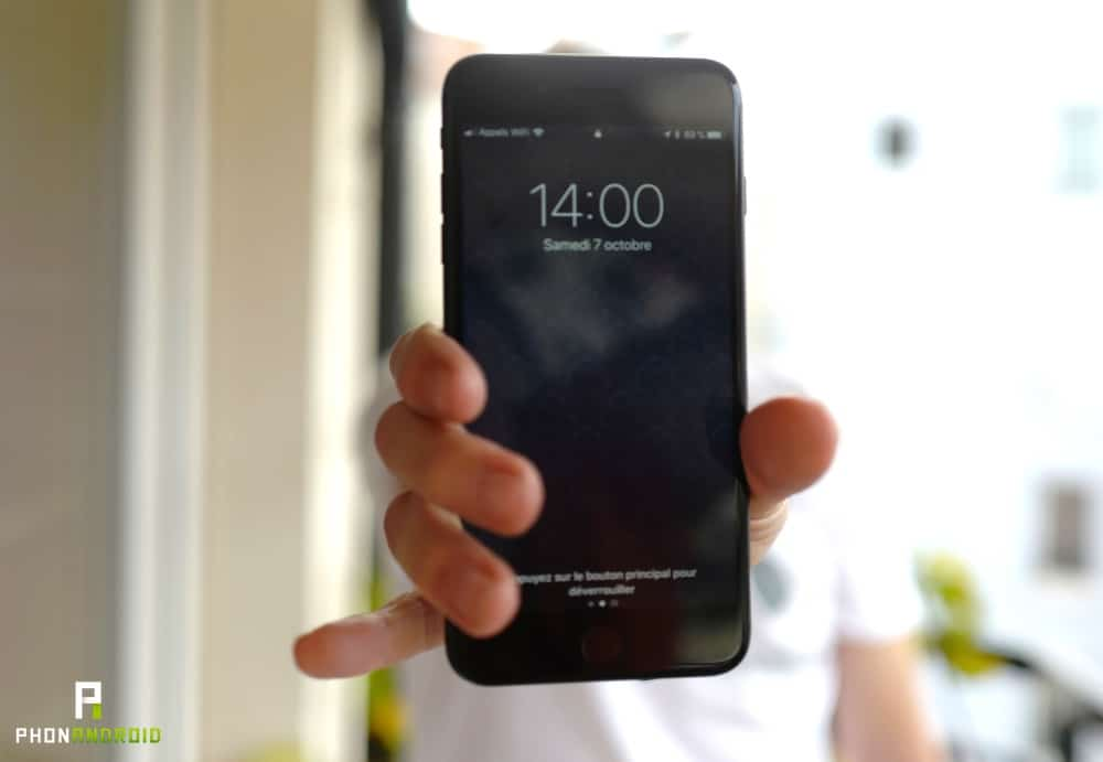 test iphone 8 plus review