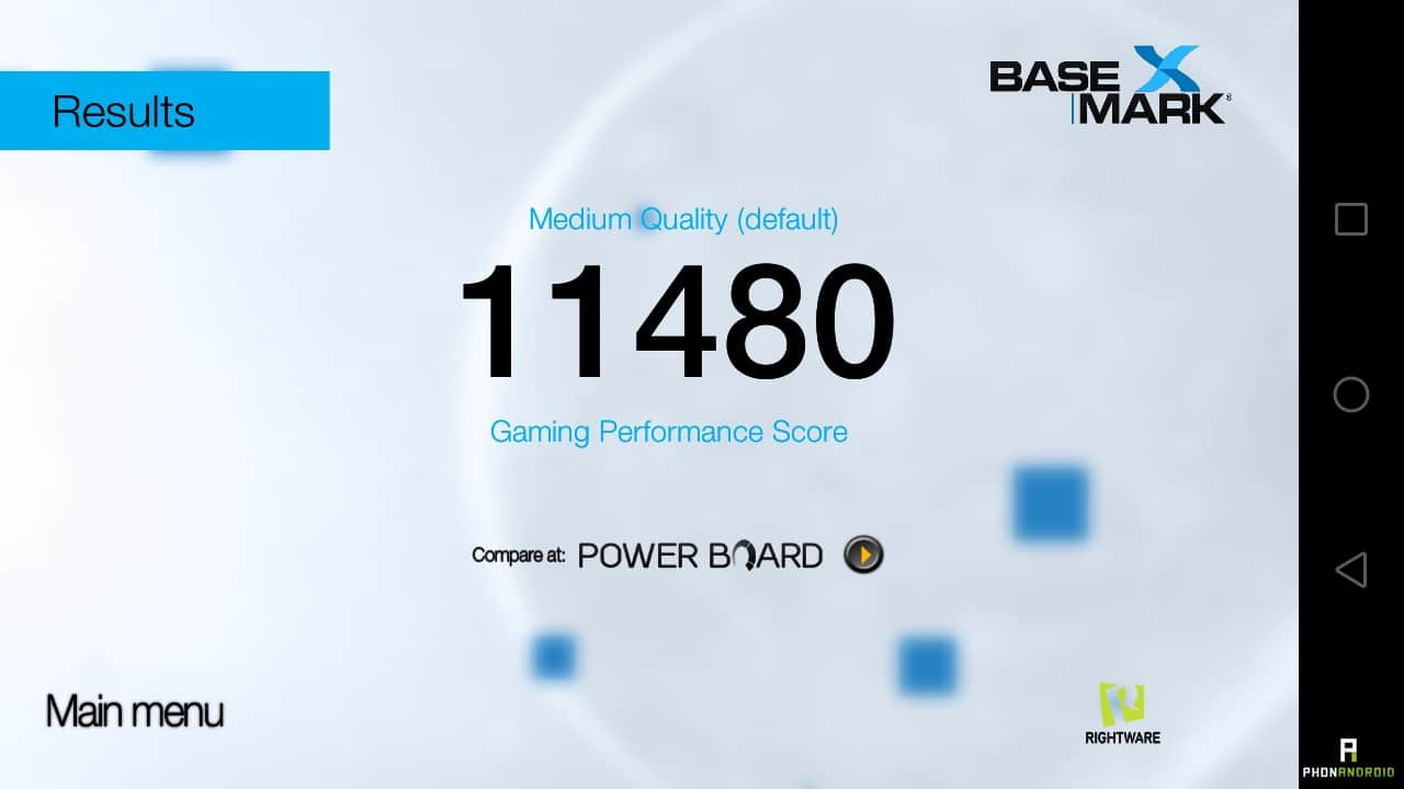 test honor 6c pro benchmarks