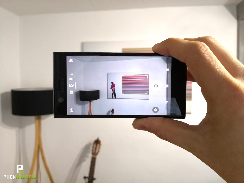 test sony xperia xz1 compact appareil photo