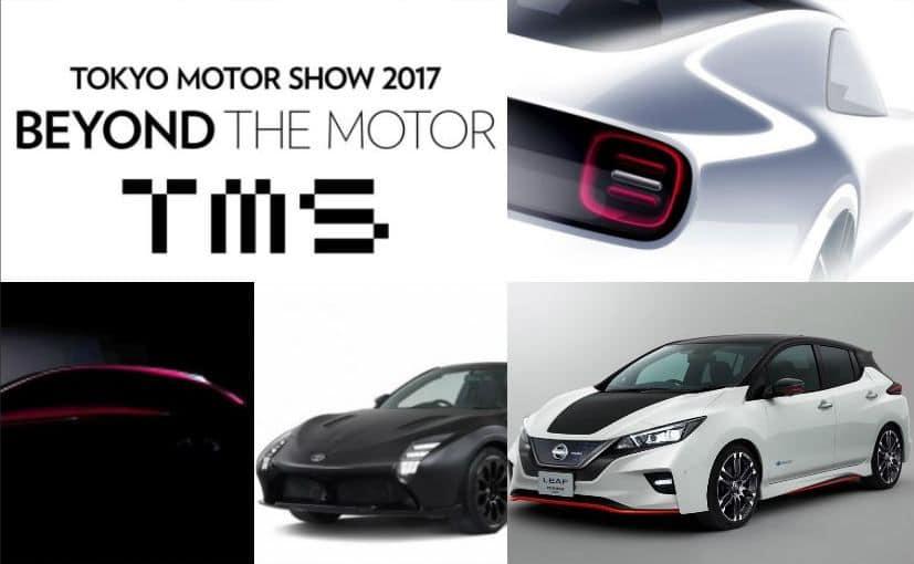 tokyo motor show 2017 top 5 concepts