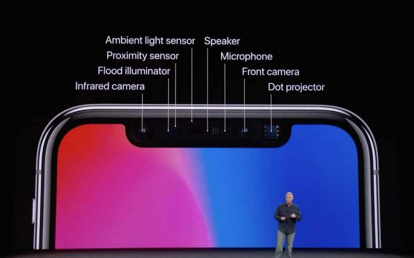 true depth face id iphone x