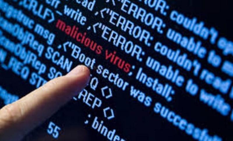 wannacry malware coree nord