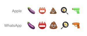 whatsapp nouveaux emojis