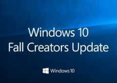 windows 10 fall creators update telecharger