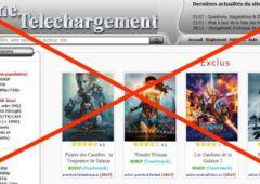 zone telechargement blocage