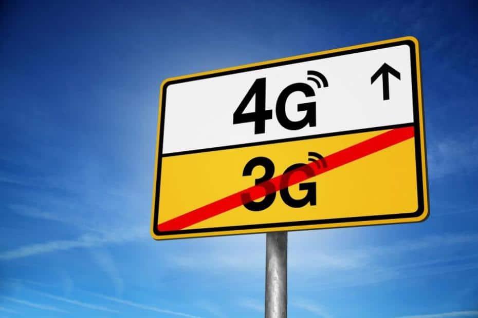 4G bouygues sfr free orange évolution 2012