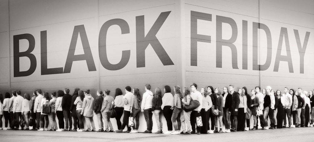 Black Friday 1 milliard