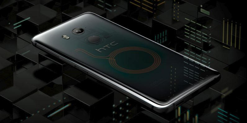 htc u11 plus design transparent