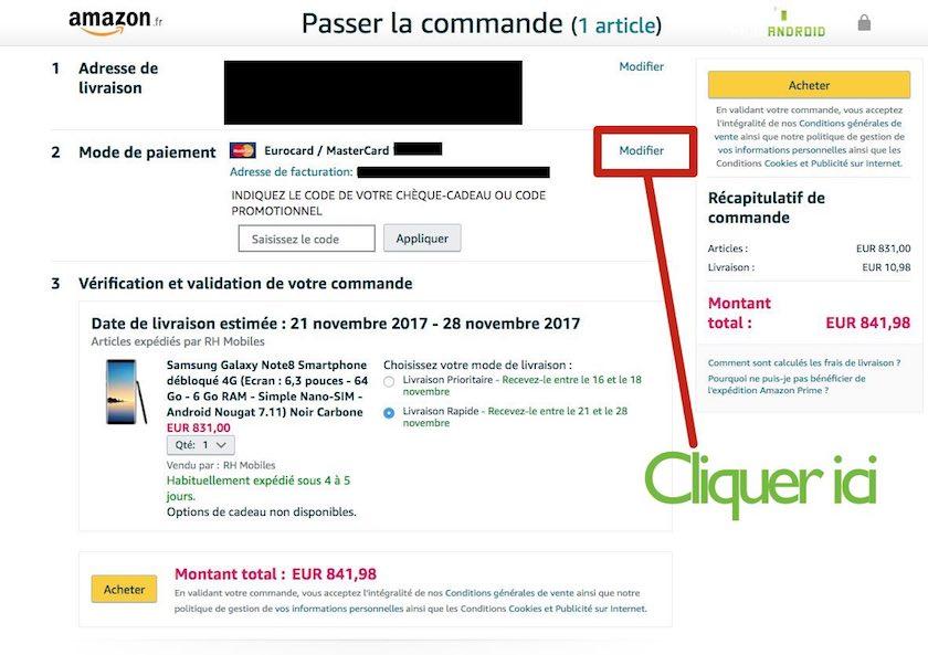 9fe8f91a13ca1 Amazon : comment payer votre commande en 4 fois par Carte Bancaire ...