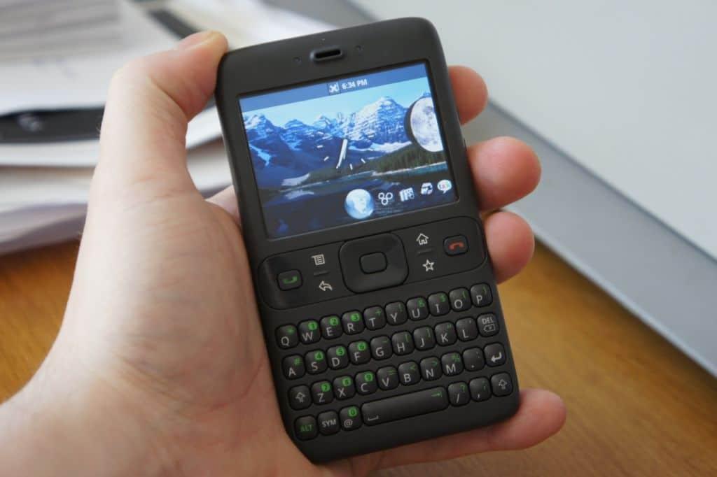 android 10 ans première version présentation