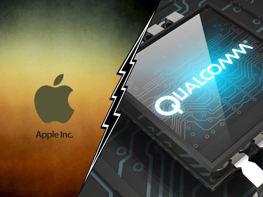 apple qualcomm snapdragon accuse brevets