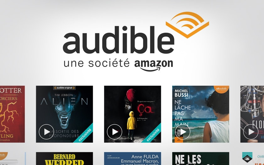 Cyber Monday Audible