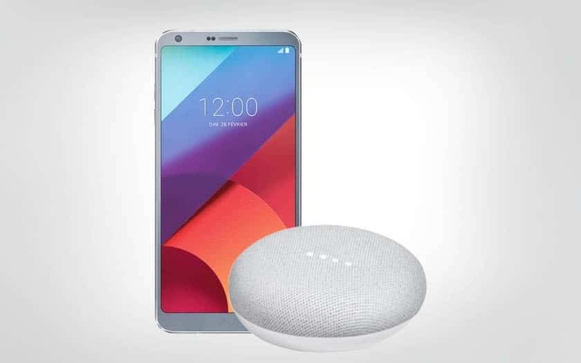 black friday lg g6 google home