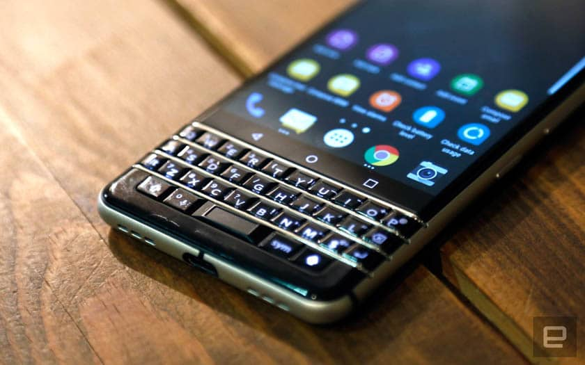 blackberry la fiche technique du successeur du keyone se d voile en benchmark. Black Bedroom Furniture Sets. Home Design Ideas