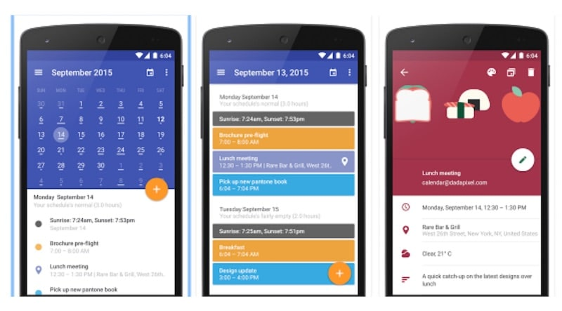 calendat android