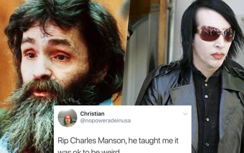 charles marilyn manson