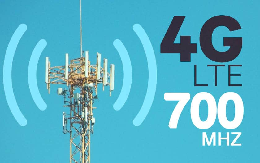 couverture 5g 700 mhz