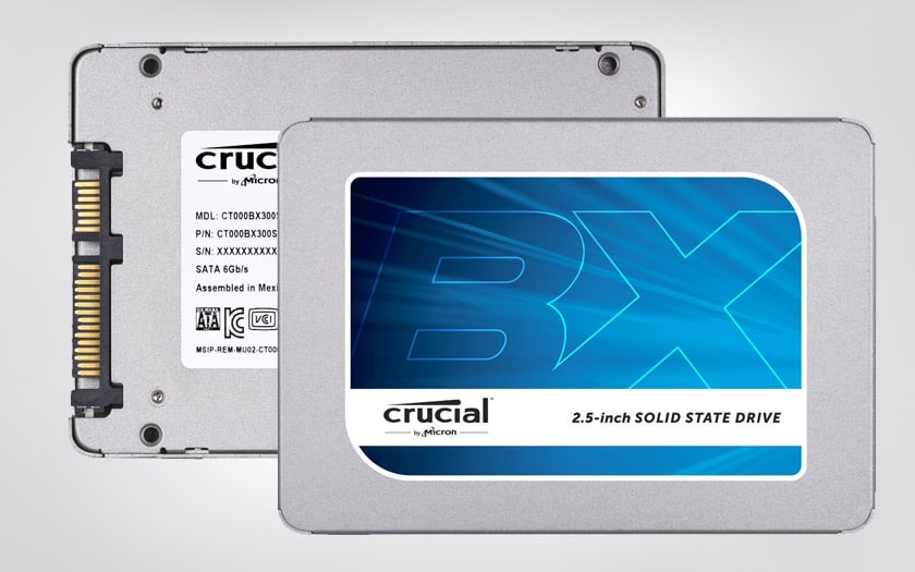 "cyber monday ssd 2.5"" crucial 120 go"