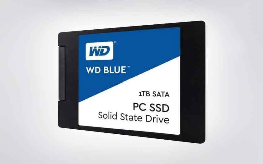 cyber monday ssd wd blue 1 to