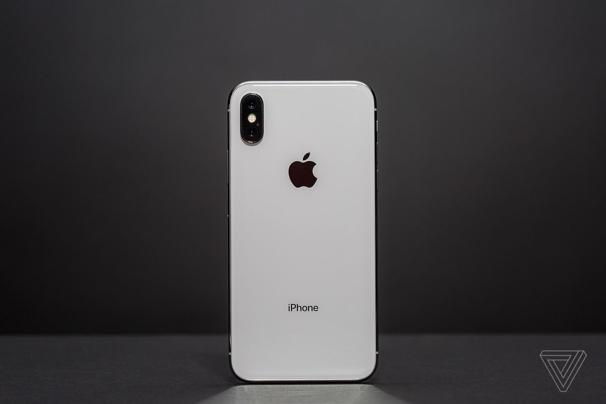 design iphone x test