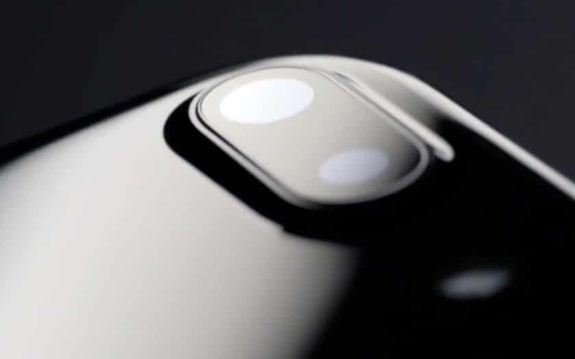 double capteur iphone