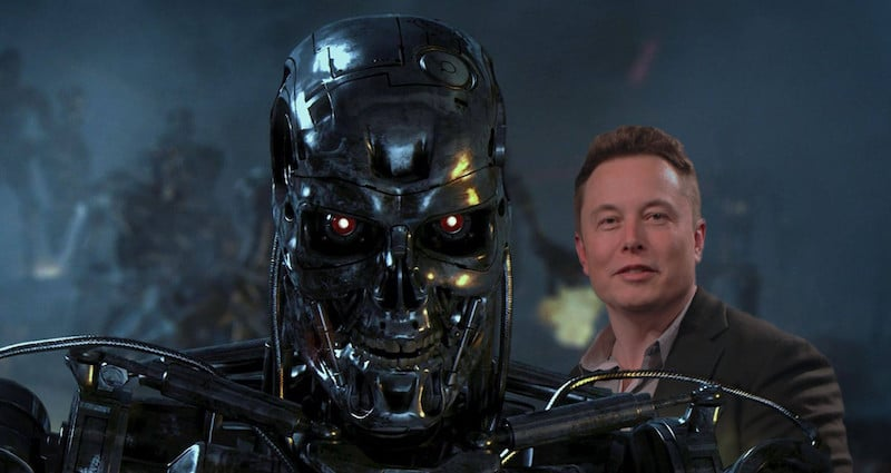Elon Musk affirme que l'intelligence artificielle va éradiquer la race humaine !