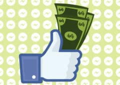 facebook messenger cash