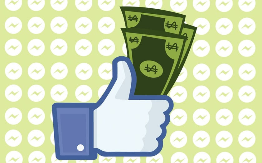 facebook messenger cash