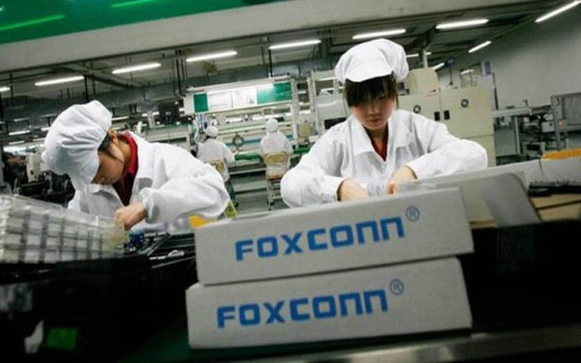 foxconn iphone x