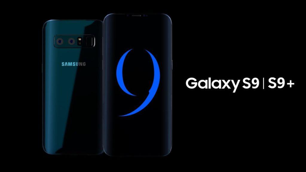 galaxy S9 production masse décembre 2017 janvier 2018