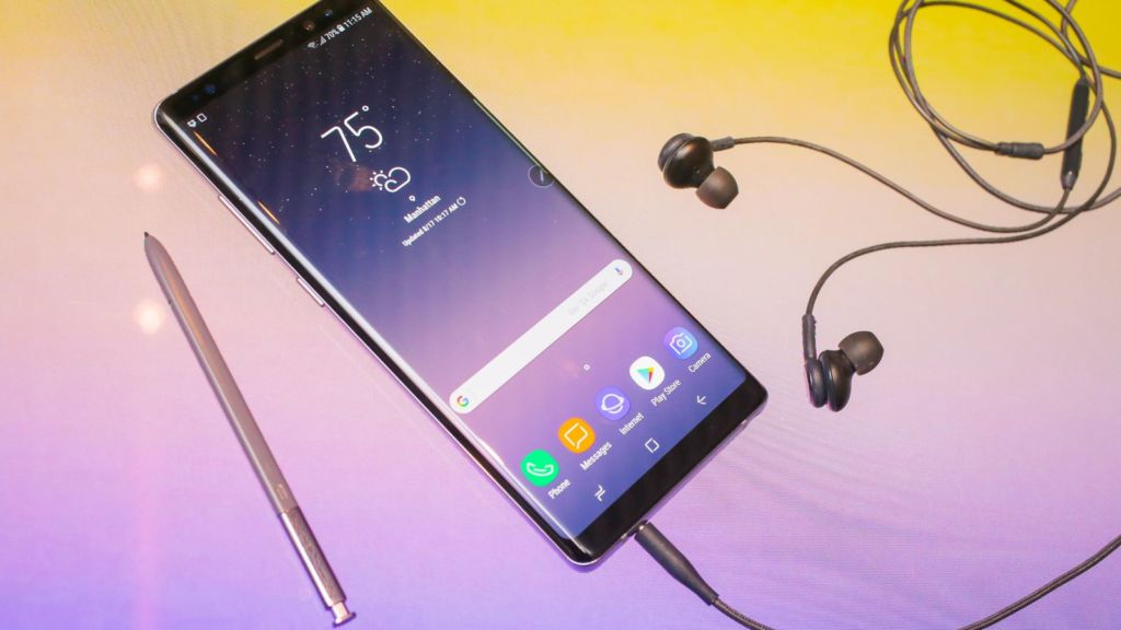 samsung galaxy note 8 bug contacts