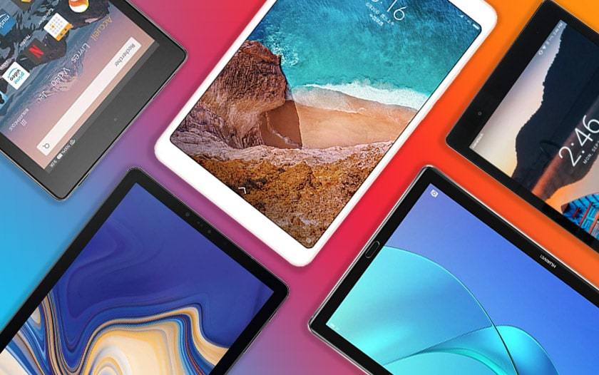 guide achat tablettes android 2019