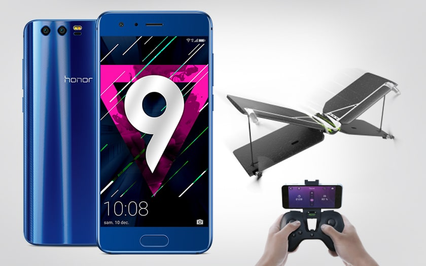 cyber monday honor 9 parrot swing