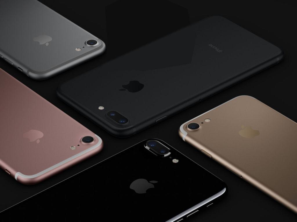 iphone 7 smartphone plus vendu monde troisieme trimestre 2017
